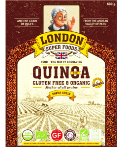 The scientific name of Quinoa is Chenopodium Quinoa